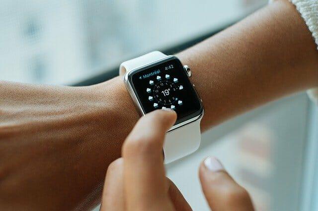 montre numérique